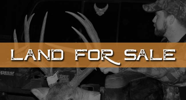 Illinois Ohio Valley Trophy Hunt  Land for Sale